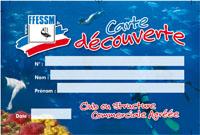 Le pack découverte est destiné aux débutants (à partir de 8 ans). Il permet sans contrainte de se faire plaisir avec un moniteur pendant 3 plongées dans une  profondeurde 6m maximum. Il donne  lieu à la délivrance d'une carte de plongeur.